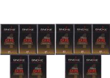 SNOKE Caps 10 Packungen = 40 Caps Tobacco für E- Zigarette