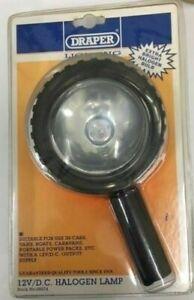 DRAPER HALOGEN LAMP 500K 12V 68574