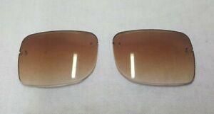 Replacement Lenses For C Decor Model Buffs Horns, Wood, Wires Size 56 *COGNAC