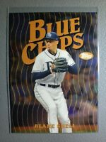 2019 Topps Finest Blue Chips #FBCBS Blake Snell Tampa Bay Rays
