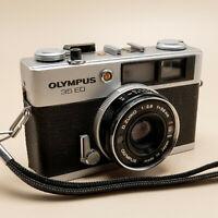 Olympus 35 ED - Parts or Repair - See Details