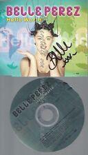 CD--BELLE PEREZ -- --- HELLO WORLD
