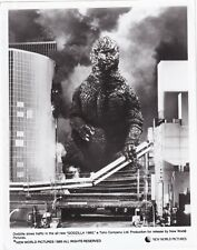 Godzilla Monster Terror Science Fiction New World Pictures 1985 Orig Photo 52