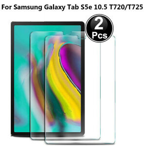 Screen Protector Samsung Galaxy Tab S5e 10.5 2019 T720/T725 Tempered Glass 2Pack