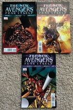 THE NEW AVENGERS #14-16 - Marvel 2011 - 14 15 16 -  NM - Fear Itself - Daredevil