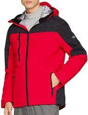 Regatta Marauder II mens waterproof Jacket red Black insulated invierno Coat
