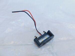Aprilia Shiver 750 SL750 Dorsoduro SMV750 Mana 850 R&G License Plate Light Lamp