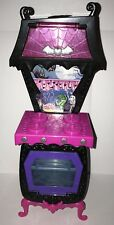 Monster High Vampire Kitchen Playset Furniture Stove Oven Appliance NEW Diorama