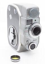 Bauer 88 G Doppel-8  Rodenstock 1:1.9 12,5mm Kamera Super-8 Filmkamera