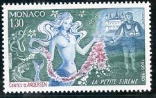 TIMBRE DE MONACO  N° 1236 ** HANS ANDERSEN / CONTE / LA PETITE SIRENE