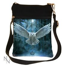Nemesis Now Fantasy Fairy Wolf Dragon Anne Stokes Parker 23cm High Shoulder Bag Awaken Your Magic