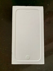 Apple iPhone 6 Gold 128 GB Original OEM Empty Retail Box Only No Accessories
