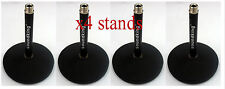 4x Soundking Dd042 Desktop Microphone Stands - BULK Buy