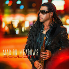 Marion Meadows - Soul City [New CD]