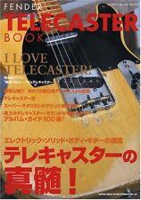 Fender Telecaster Book (Shinko Music MOOK) Mook - 2008/9/4 Introduction Broadcas