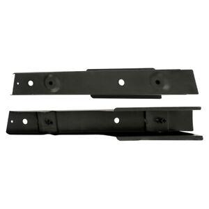 Driver & Passenger Front & Rear Frame Rust Repair Kit for 97-06 Jeep Wrangler TJ