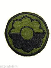 Patch 9 Infantry Division Vietnam War