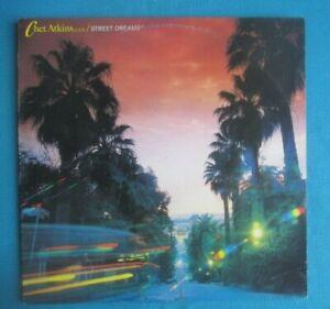 Chet Atkins 1986 Lp - Street Dreams, orig Australian CBS pressing
