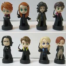 8 Harry Potter mini Figuren Luna Sirius Weasley Neville -–wie mini Polly Pocket
