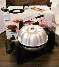 SENSIO Bundt Cake Maker Baker Electric Rotating - Used Once!