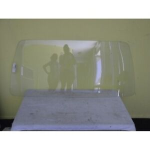 HOLDEN SHUTTLE  VAN 1982 > 1991  -  REAR WINDSCREEN - (Second-hand)