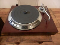 DENON DP-60L Direct-Drive TURNTABLE Works Propely