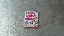 100 Quick Quizzes for 6-7 year olds