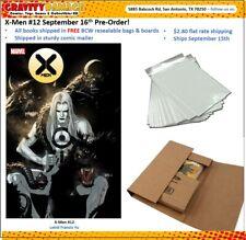 Marvel X-MEN #12 FRANCIS YU In-Stock FREE BAG BOARD!