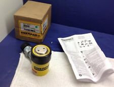 ENERPAC RC-101 NEW! Hydraulic Cylinder, 10 tons, 1in. Stroke DUO Series