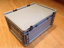 Storage Box/Euro Container Medium ,suitable for a range of storage solutions.