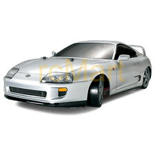 Tamiya Toyota Supra Body 190mm EP 1:10 RC Cars Drift Touring On Road #51291