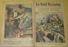 Le petit parisien 1904 n°1205 pour l'aviation militaire