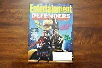 Entertainment Weekly Marvel Superheroes The Defenders Daredevil January 20, 2017