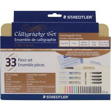 Calligraphy Pen Set 33pcs - Staedtler