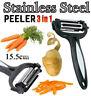 Multifunctional Rotary Fruit Vegetable Peeler Potato Carrot Grater Cutter Slicer