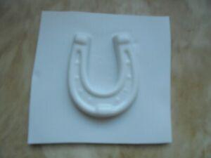 1 Hufeisen Form, Hunde Giessform,  Länge: 5 cm