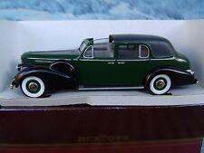 1/43  Rextoys (Portugal)  1938-1940 Cadillac V 16