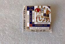 1994/95 Bolton Wanderers acabadores insignia de cuatro principales