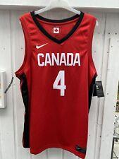 Nike canada Jersey Basketball Trikot XL Murray Jordan LeBron NBA Kobe Giannis