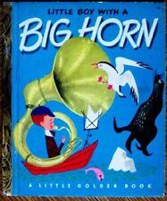 B000P3G25O Little Boy with a Big Horn (A Little Golden Book, 100)