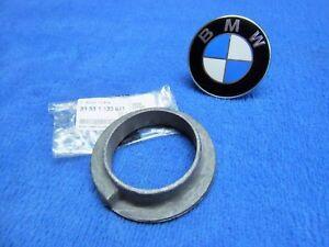 BMW e34 e39 e60 Federunterlage NEU Feder hinten Spring Pad NEW rear 5er Serie
