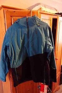 Scott Madden Mens Ski Snowboard Jacket BLUE