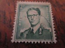 1 timbre belgique belgie