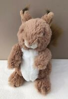 John Lewis Sid Squirrel 2016 Christmas Xmas Advert Soft Toy Baby Comforter Plush