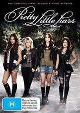 Pretty Little Liars : Season 1-3 : NEW  DVD