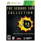 Serious Sam Collection (Microsoft Xbox 360, 2013)