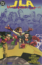 JLA: World Without Grown-Ups #1 & 2  (VF/NM 1st Prints) (Complete Series)