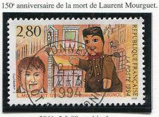 TIMBRE FRANCE OBLITERE N° 2861 LAURENT MOURGUET / Photo non contractuelle