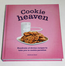Cookie Heaven: Hundreds of Divine Recipes to Take You to Baking Paradise, Gray,