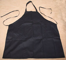 LOT OF 3 NEW Black 2 Pocket APRONS for chef kitchen restaurant cooking - tablier